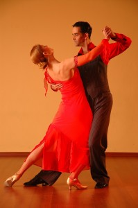 Combine Your Passions to Create an Income--ballroom dancing
