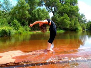 Combine Your Passions to Create an Income--yoga