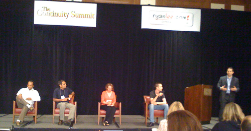 Success Panel at Ryan Lee's Continuity Summit